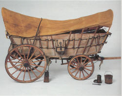 Ivan collins plans for Covered wagon plans