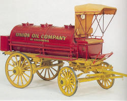 Oil-Wagon