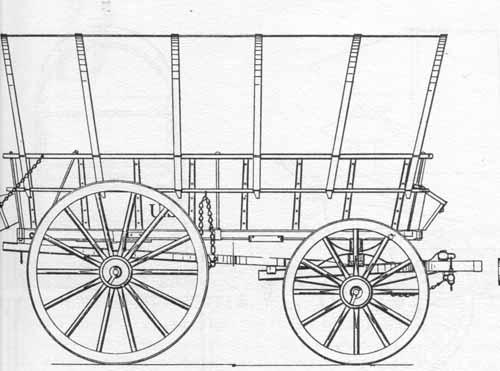 Army Wagon