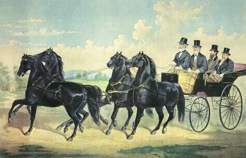 Carriage prints