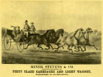 Carriage and Wagon print