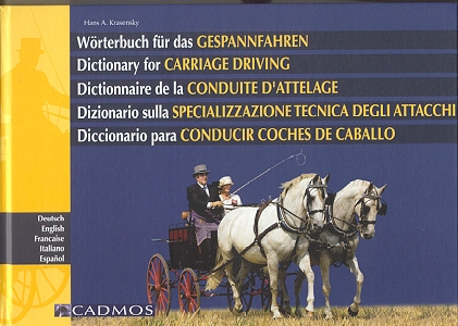 Dictionery-carriage-driving