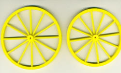 Plastic-yellow-wheels